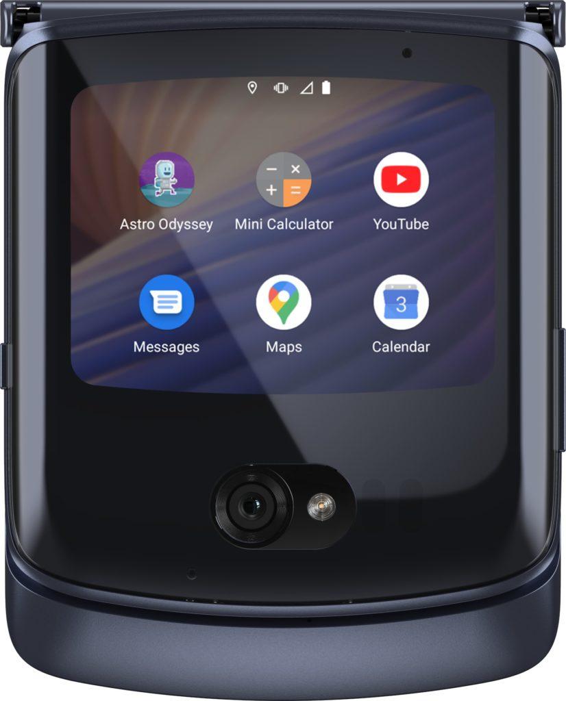 Motorola RAZR smartphone