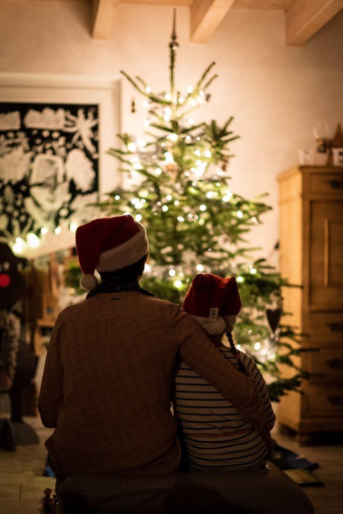 Navidad cena Covid-19