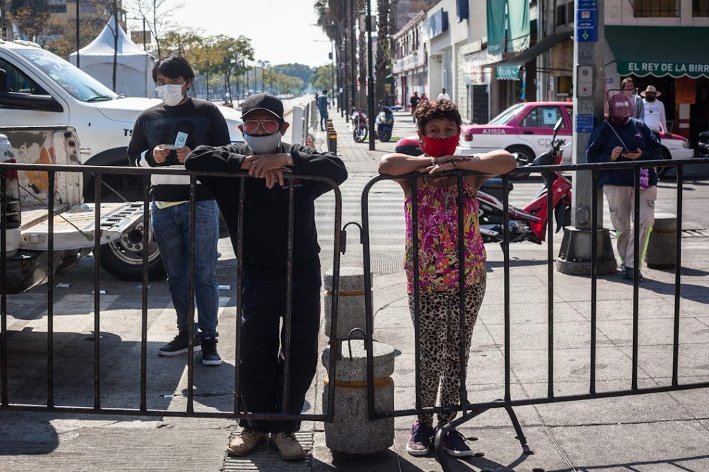 Negocios Basílica Virgen Cierre Pandemia