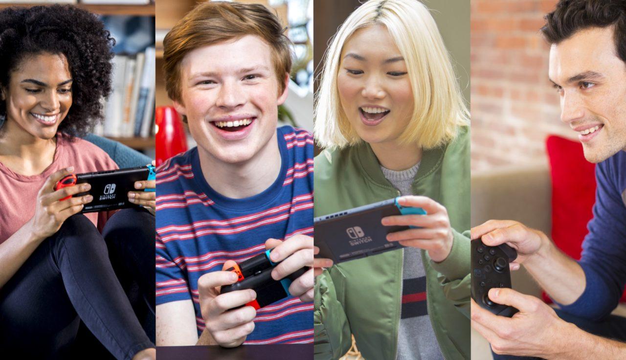 Solo para gamers: Nintendo anuncia sus lanzamientos en México