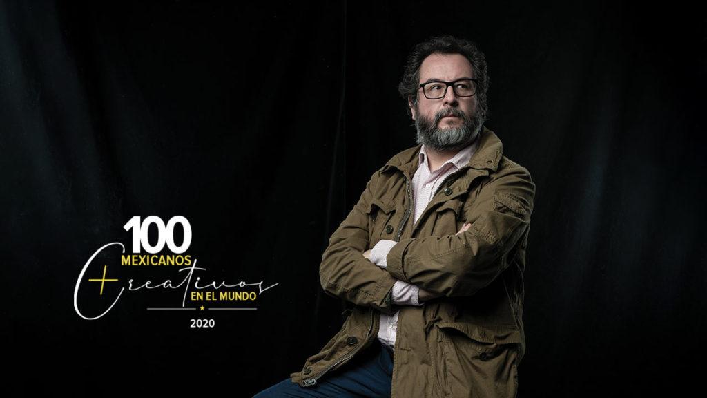 Pablo Cruz 100 Mexicanos más creativos