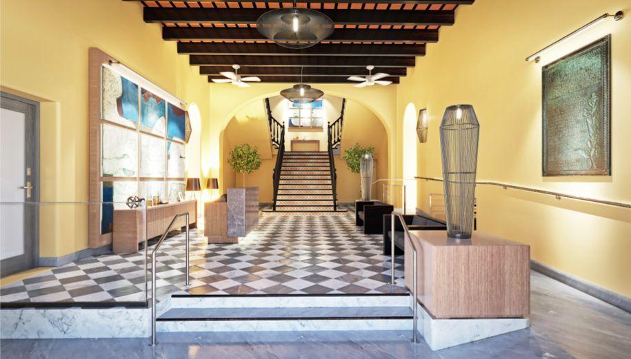 hoteles 2020 Palacio Provincial