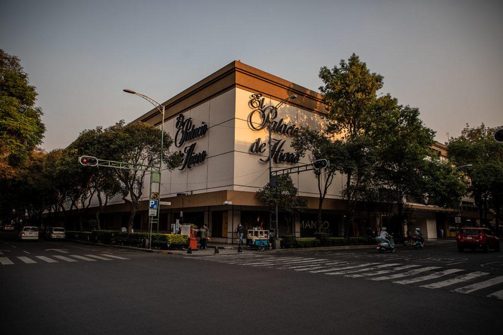 Palacio de Hierro Centros Comerciales