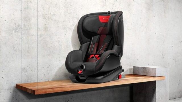 Porsche Navidad sillas
