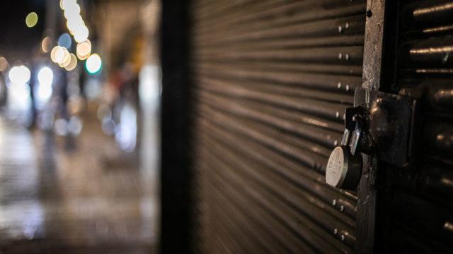 Nuevo cierre centro Covid-19 Pandemia economía