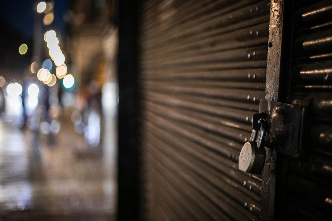 Cierre de negocios llevará a desaparición de 40 mil empresas en CDMX: Canaco