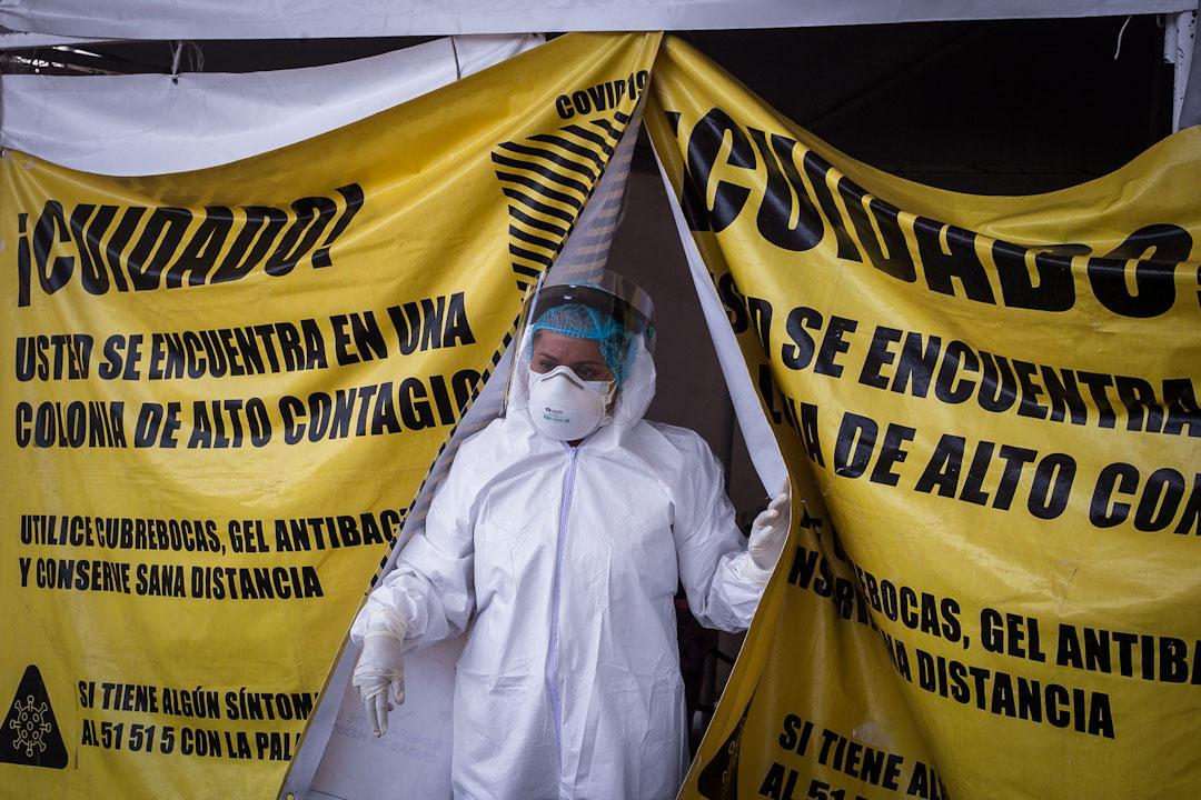 Salud reporta 10,297 contagios nuevos de Covid-19