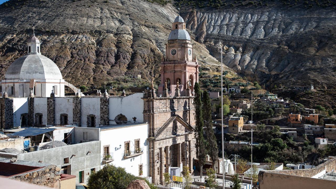 Habitantes piden salvar el segundo pueblo mágico del país, Real de Catorce