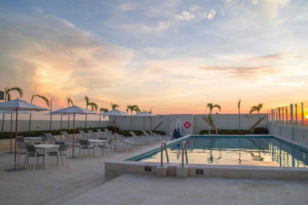 Residence Inn Mérida Marriot estancias prolongadas