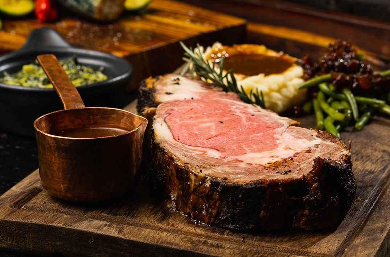 ¿Amante de la carne? Celebra en casa con lo mejor del steakhouse