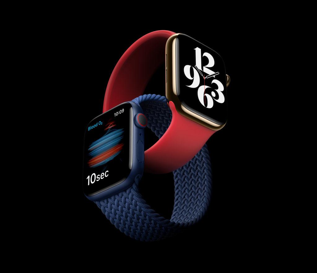 smartwatch relojes inteligentes Apple