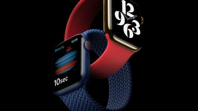 smartwatch relojes inteligentes Apple
