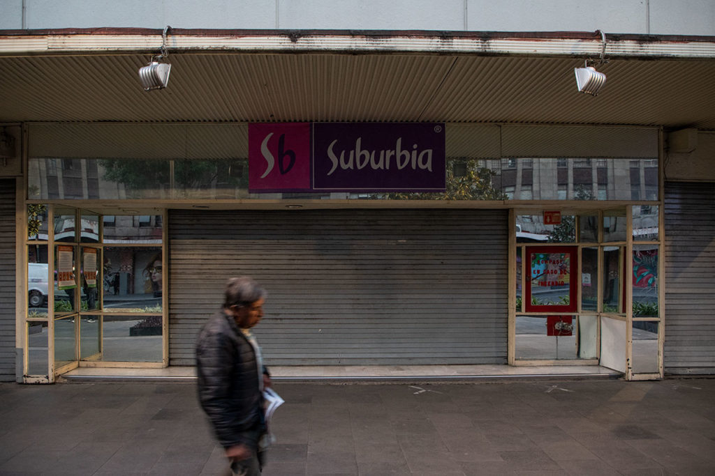 Suburbia Centros Comerciales