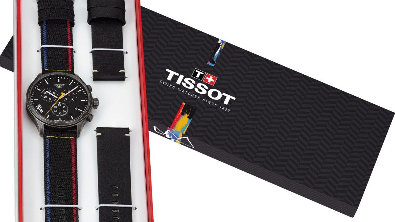 Tissot presenta reloj inspirado en los Brooklyn Nets de la NBA