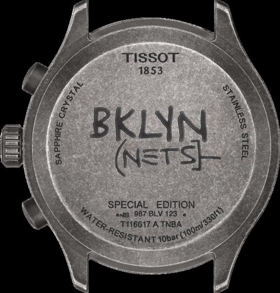 Tissot reloj Brooklyn Nets basquetbol
