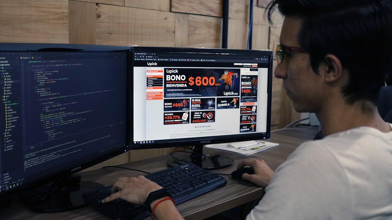 Upick, el primer portal de apuestas creado 100% por talento mexicano