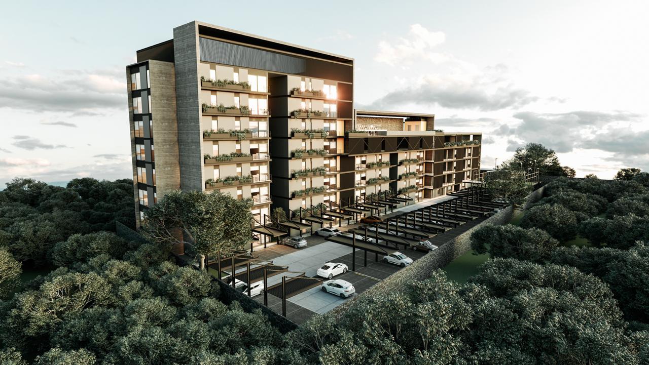 Aura Group crea prototipo residencial único en su tipo