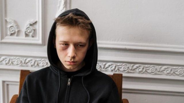 violencia menores