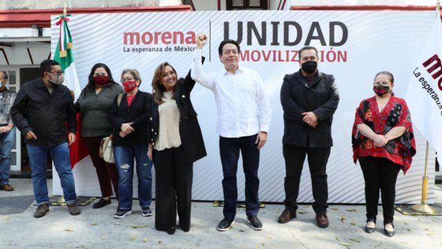 Morena Tlaxcala Lorena Cuéllar