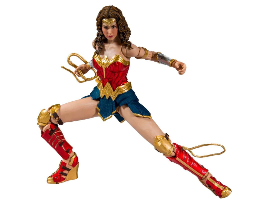 Mujer Maravilla Wonder Woman Bandai