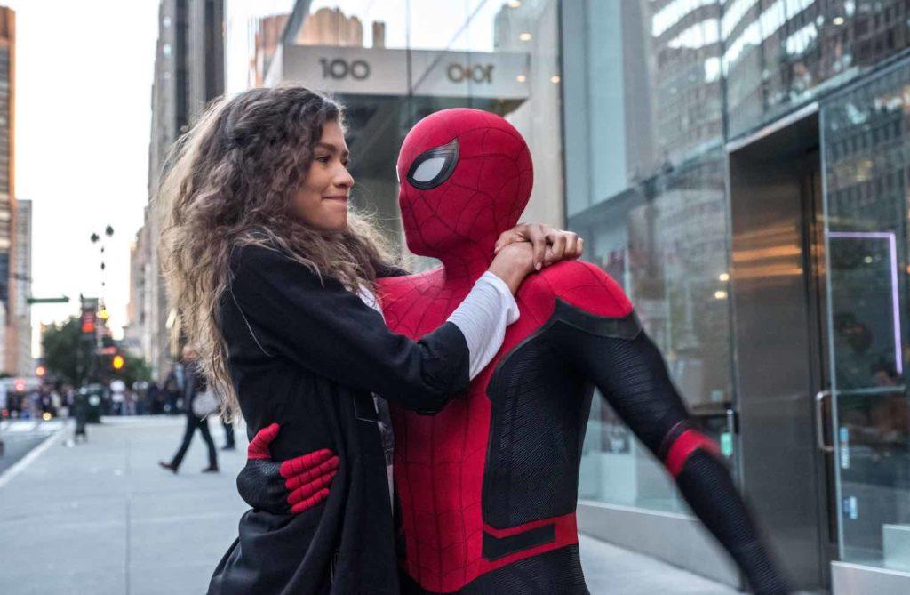 Spider Man Zendaya
