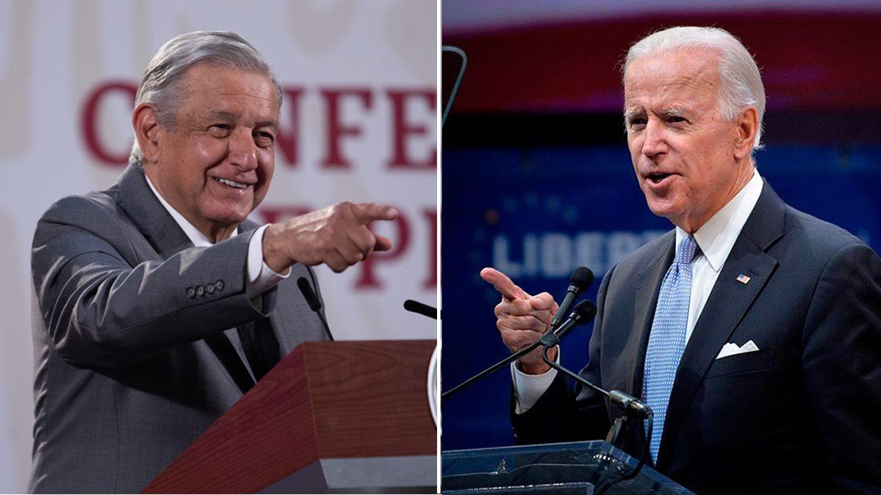 AMLO y Biden se reunirán el lunes de manera virtual
