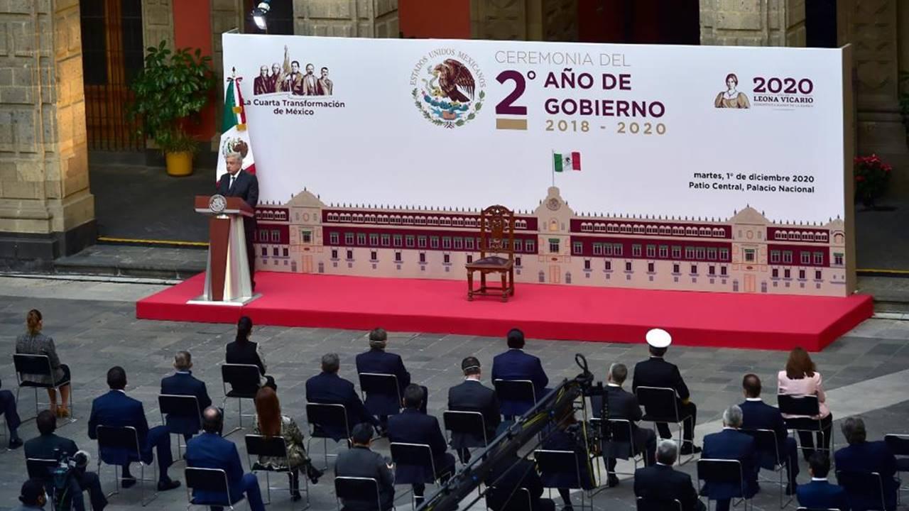 López Obrador presume apoyo de 71% de los mexicanos