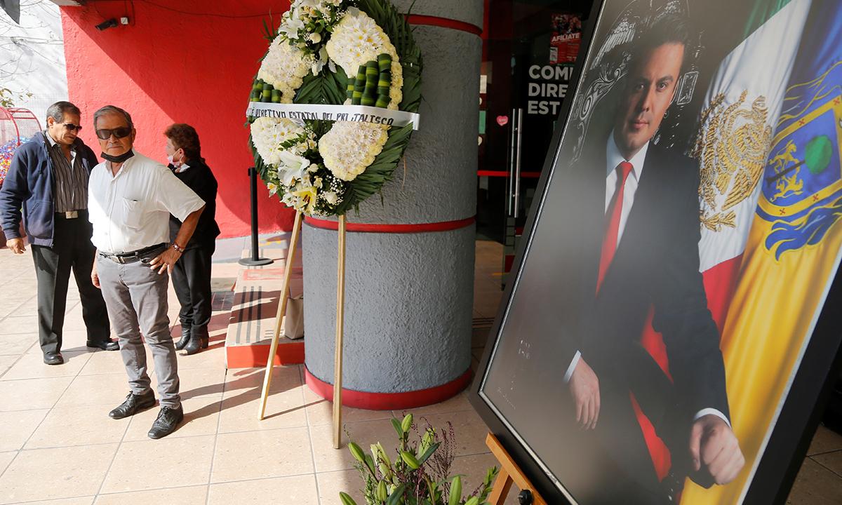 Detienen a sospechoso por el asesinato del exgobernador Aristóteles Sandoval
