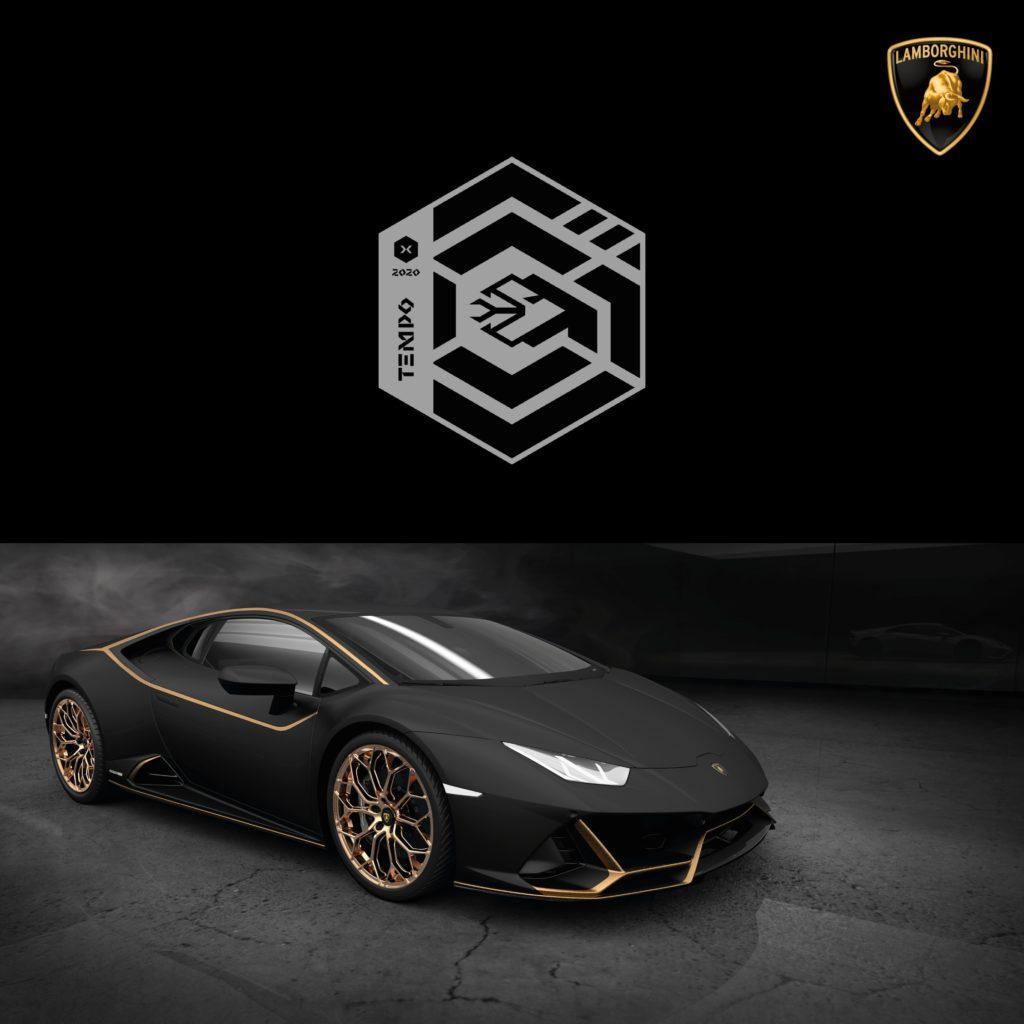 autos exóticos de lujo  vehículo Laborghini Aston Martin