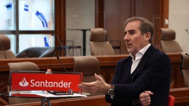 Santander hector Grisi