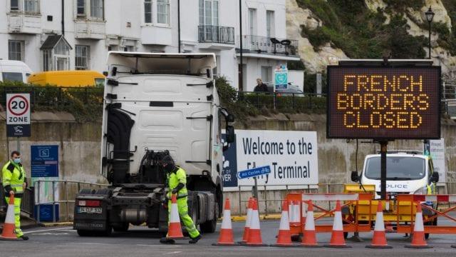 Frontera Reino Unido Francia