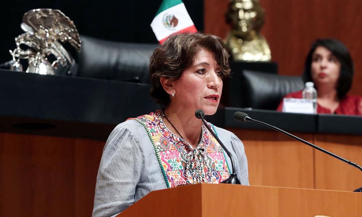 ¿Quién es Delfina Gómez, relevo de Esteban Moctezuma en la SEP?