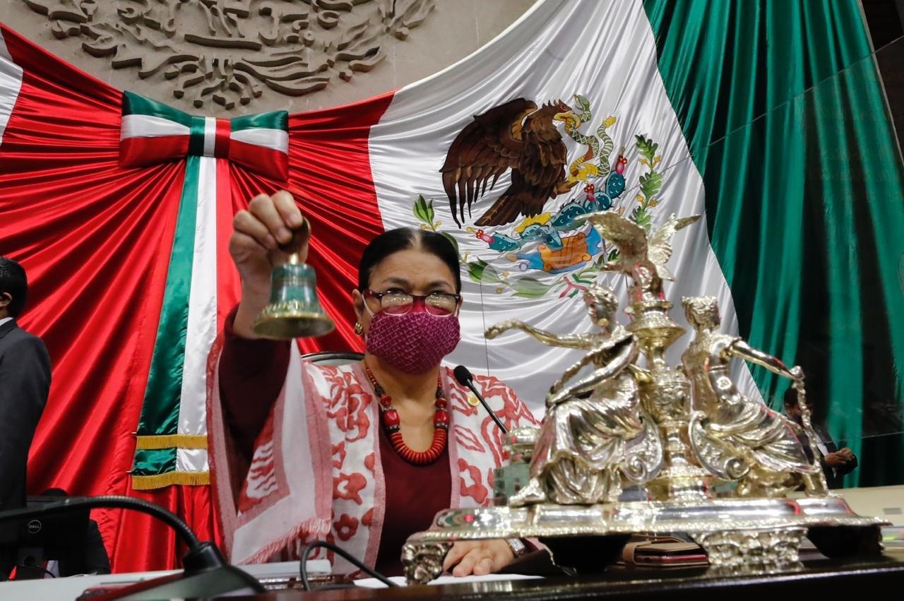 Presidenta de la Mesa Directiva de San Lázaro da positivo a Covid-19