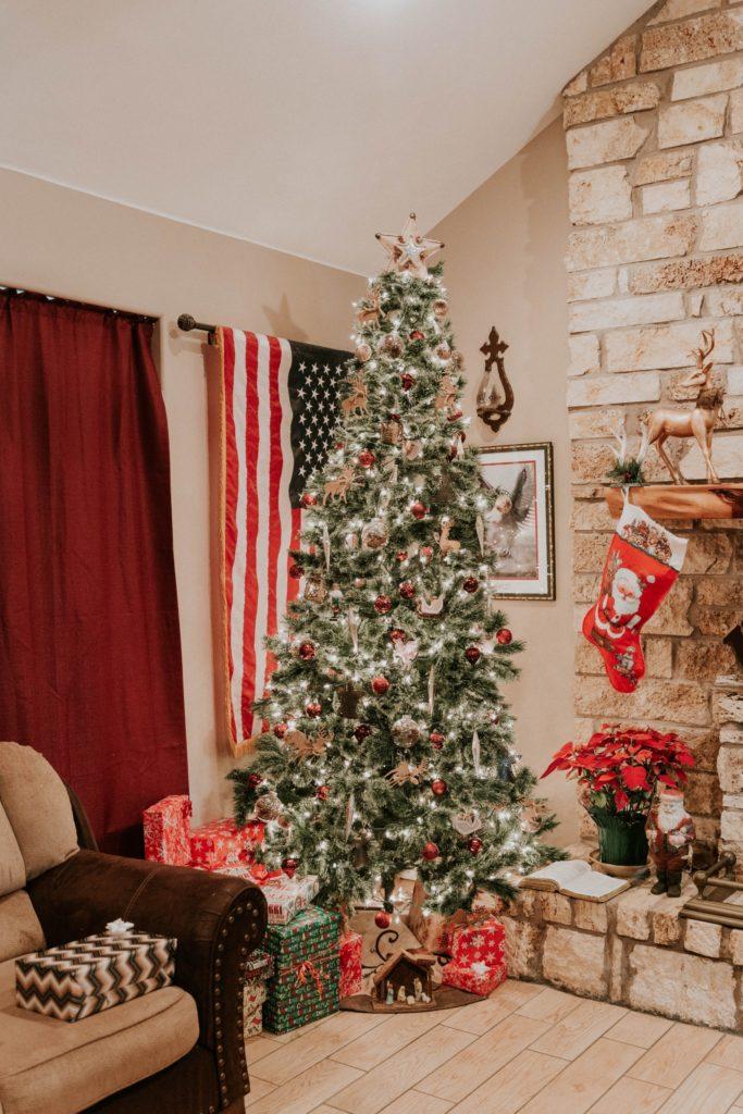 eco friendly Navidad