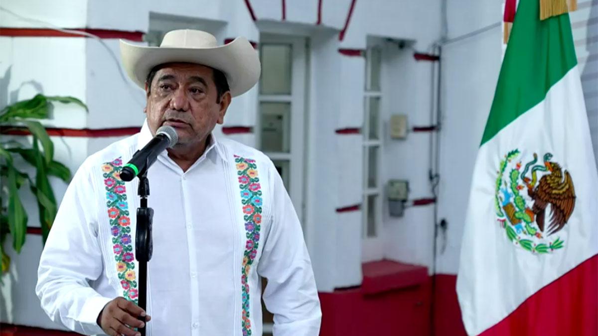 INE retira candidatura a Félix Salgado a gubernatura de Guerrero