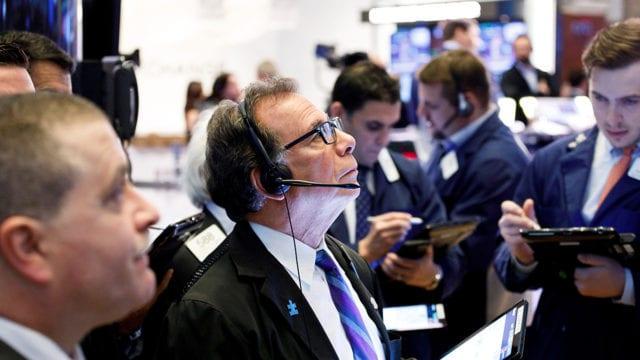 bolsa de NY Wall Street