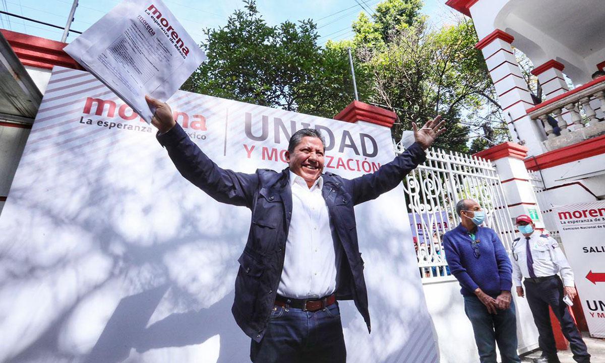 David Monreal será el candidato a la gubernatura de Zacatecas por Morena