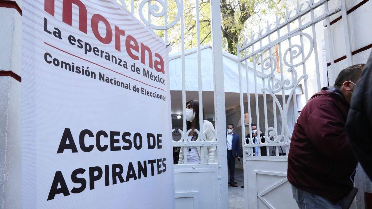 Aspirantes de Morena en Sinaloa pactan alianza y reniegan de encuestas