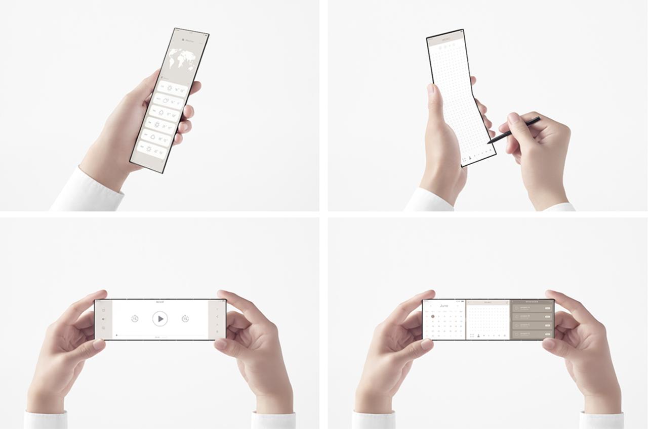 OPPO y Nendo apuestan por la reinvención del smartphone