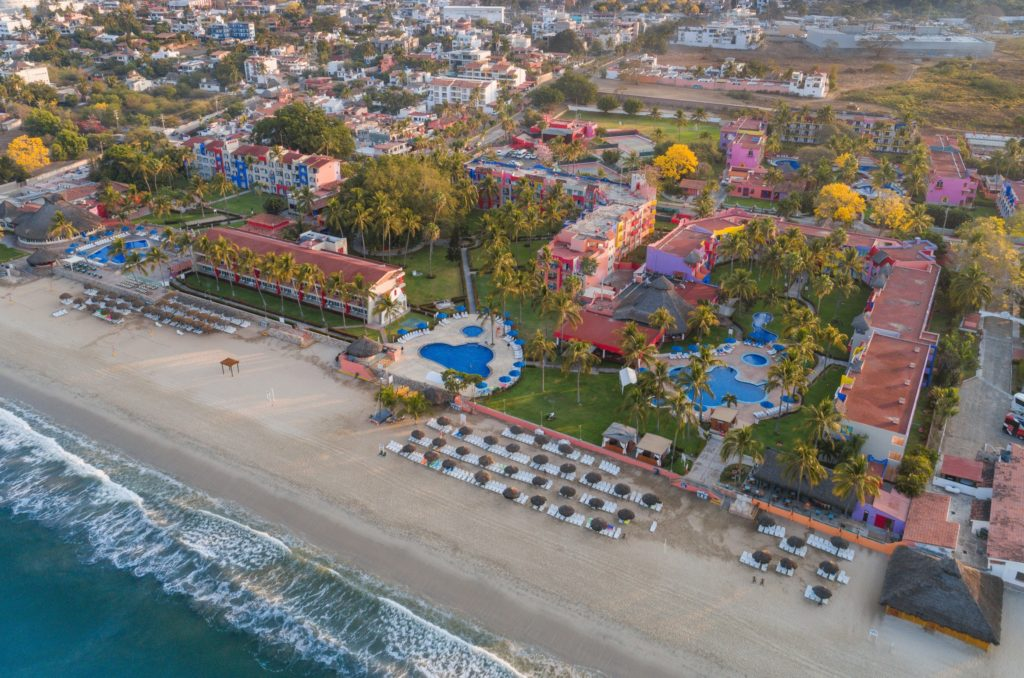 Riviera Nayarit resort fiestas decembrinas