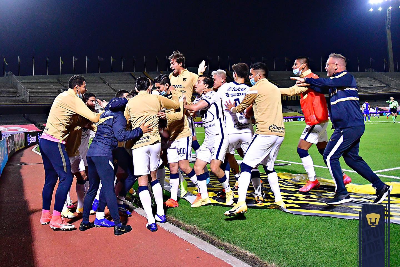 Cruz Azul sufre otra derrota histórica; Pumas gana semifinal en el último minuto