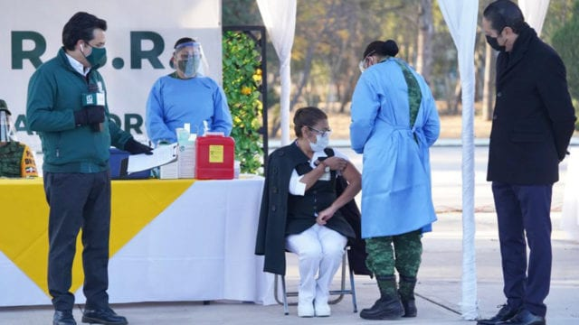 vacunación querétaro