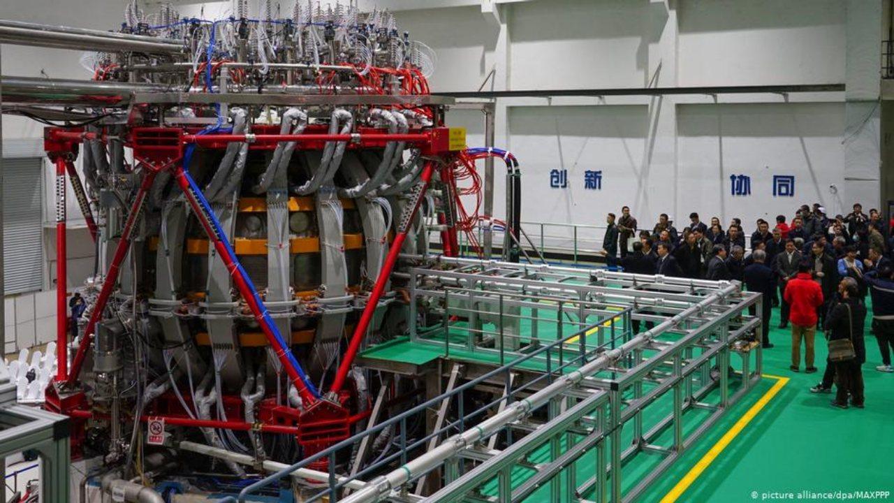 'Sol artificial' de China: un reactor clave para las esperanzas de fusión nuclear