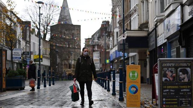 Reino Unido descubre una segunda cepa 'aún más contagiosa' del virus
