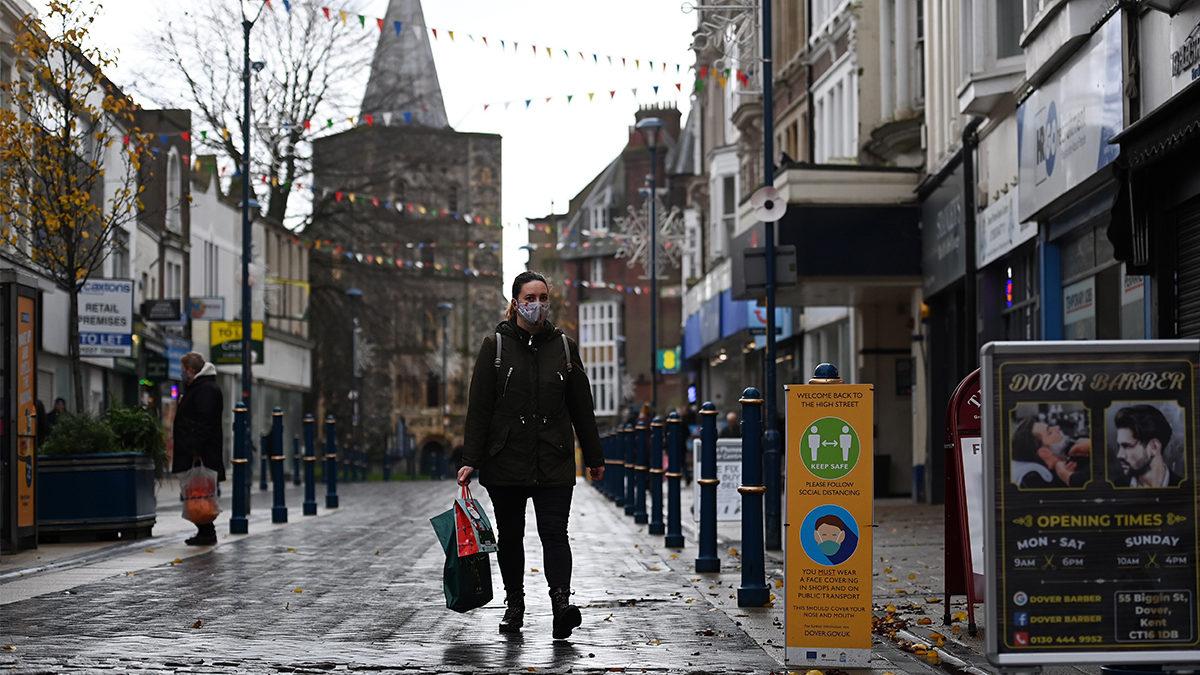 Casos de coronavirus en Europa superan los 25 millones