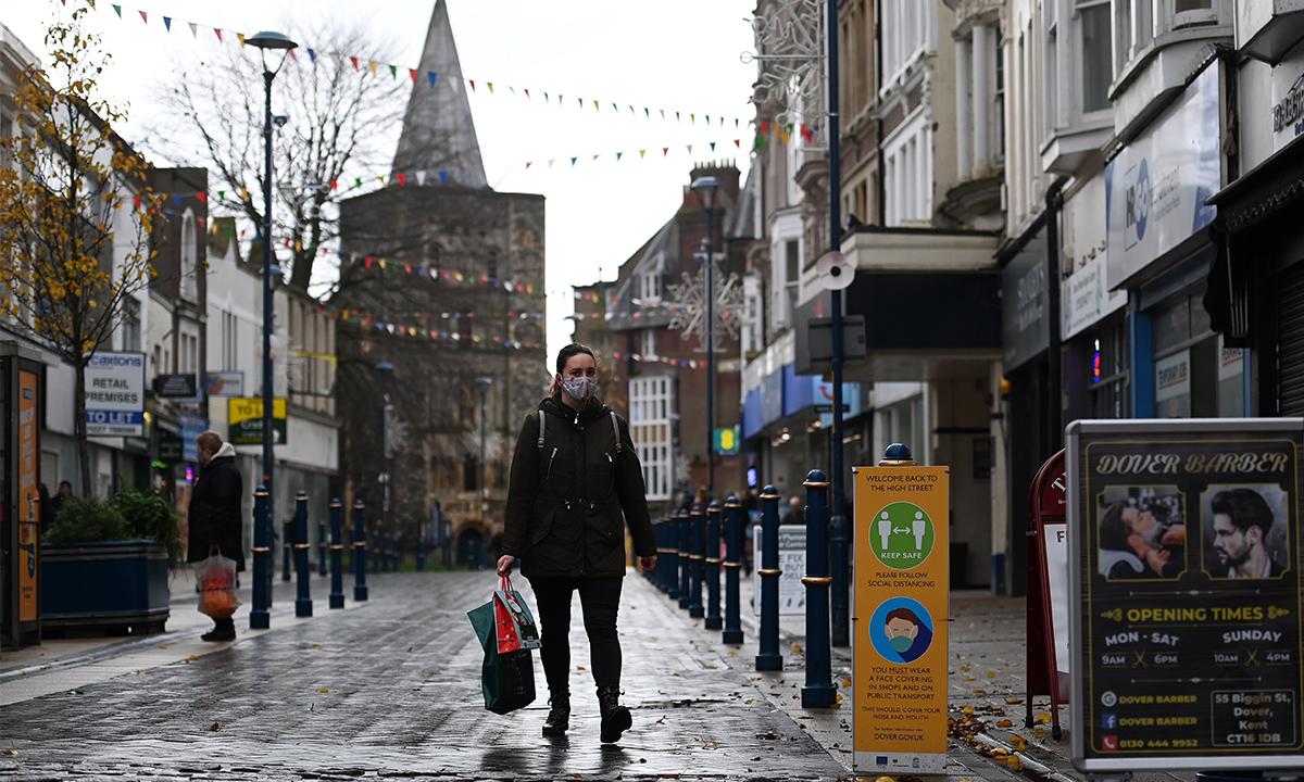 Reino Unido impondrá pronto medidas más estrictas contra Covid-19
