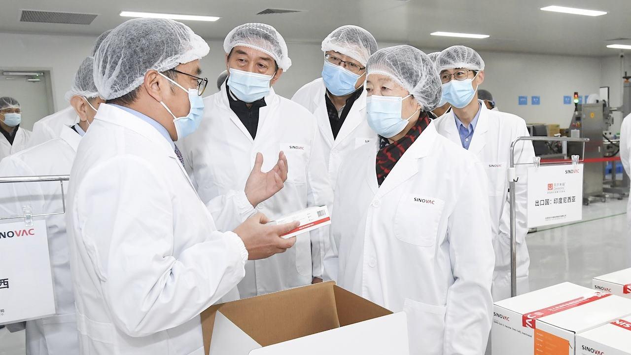 China reporta el primer caso de la nueva cepa del coronavirus