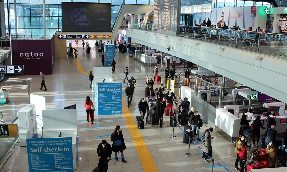 Colombia, El Salvador, Argentina y Chile prohiben vuelos de Reino Unido