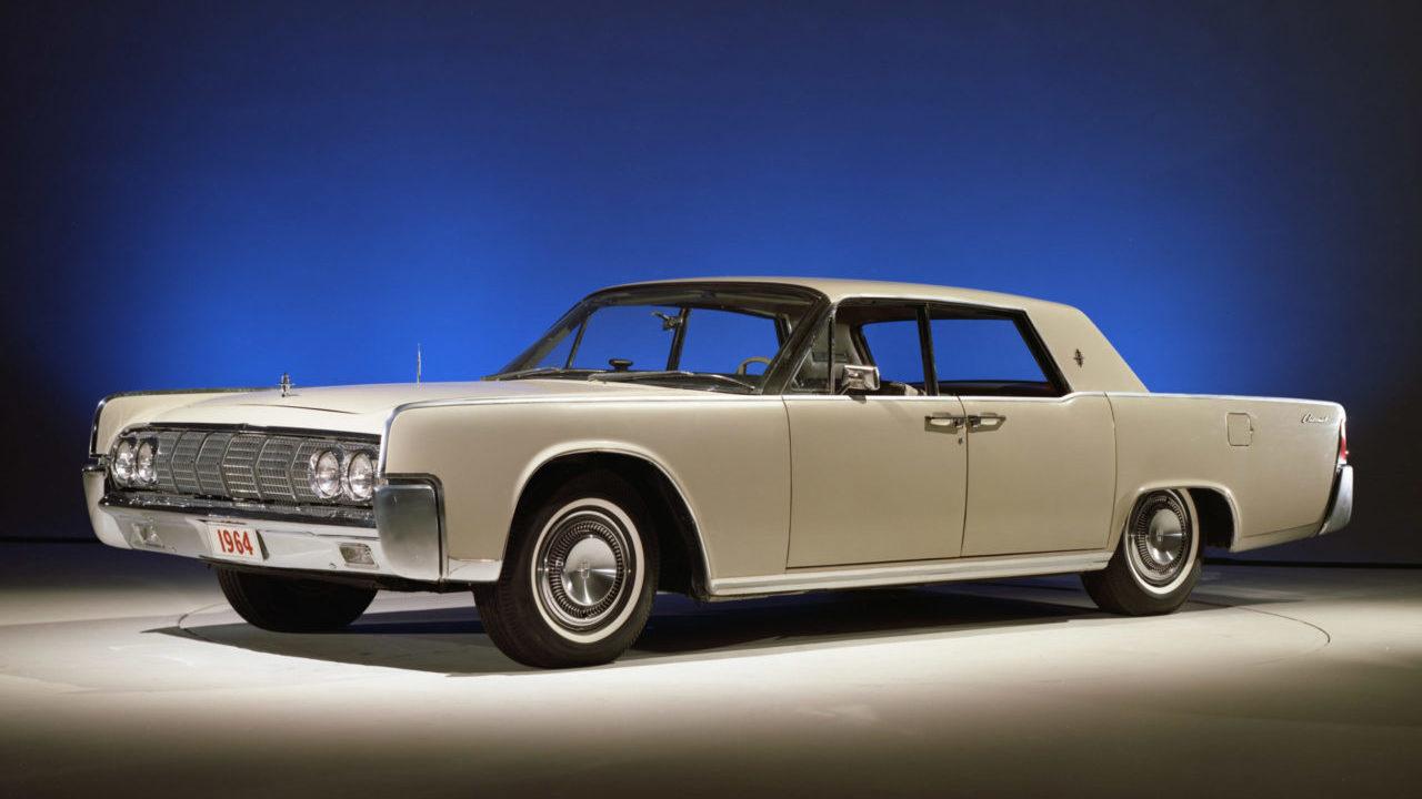 Los autos de Lincoln que han sido grandes protagonistas de películas