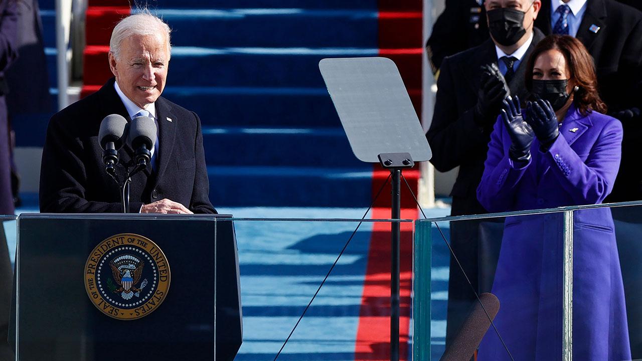 Minuto a minuto: Joe Biden asume la presidencia de EU